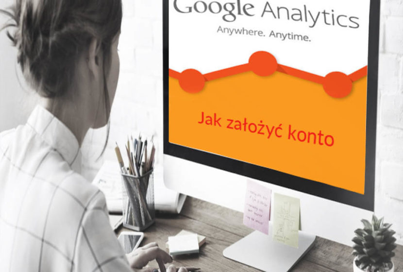 konto w google analitics