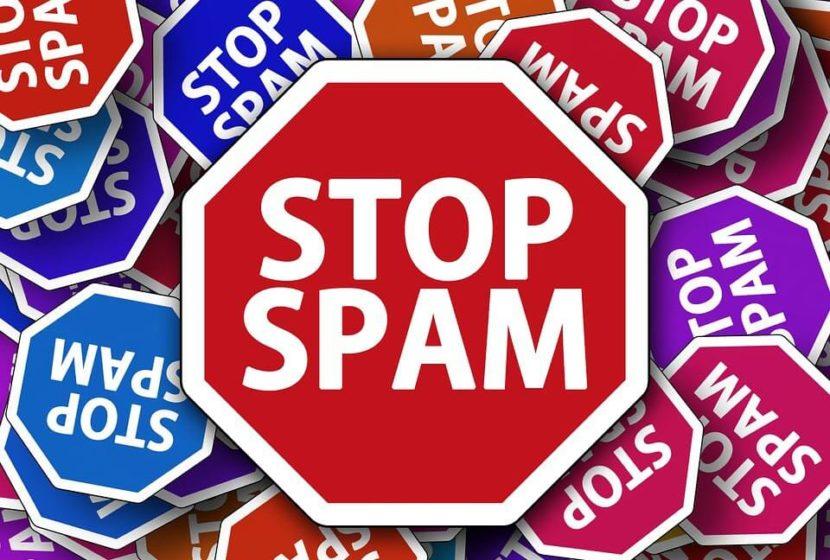 jak zatrzymać spam